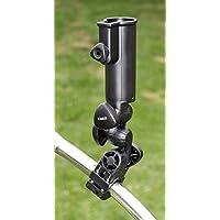 yorrx® Umbrella Holder Tour de X especial (Incluye Marco adaptador)–Ideal para yorrx® Slim Lion Pro5golftrolleys uva.