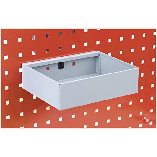 SEALEY Storage Tray For Perfotool/wall Panels 225 X 175 X 65mm Sealey Panel
