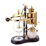Belgische Belgien Luxus Royal Family Balance Siphon Kaffeemaschine Classic Double Spalte