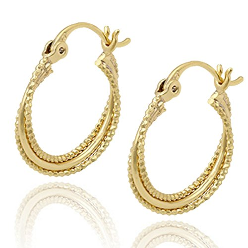 Juvel-Jewelry  -  18 K (750) Gold  vergoldet