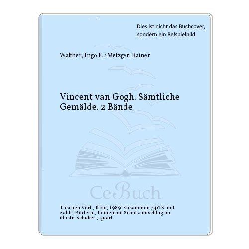 Vincent van Gogh. Smtliche Gemlde. Band 1 und 2