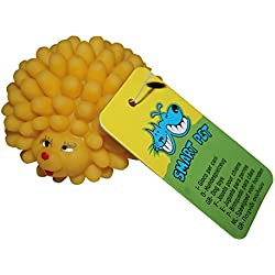 Croci Smart mascota vinilo erizo juguete, pequeño
