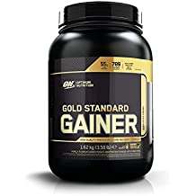 Optimum Nutrition Integratore Alimentare Carboidrati e Proteine - Barattolo da 1.624 kg