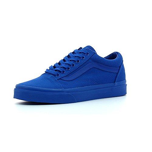 Vans Authentic, Sneakers Bassi Unisex adulto, (Blu marino), (Bass Van)