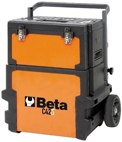Beta C42 S 2-Module Werkzeugtrolley
