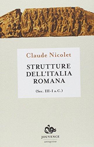 Strutture dell'Italia romana (secoli III-I a.C.)