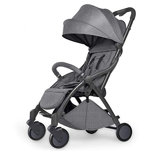 Ydq Babywagen Kombikinderwagen,2 In 1 Komplettset Mit ZubehöR 0-3 Jahre 0-25 Kg