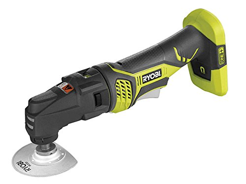 Side view - Ryobi RMT1801M One+ Multi Tool, 18 V (Body Only)
