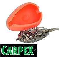 Angel Domäne Carp Method Feeder 40 g 2 Stk Karpfen Angeln Futterkorb Lockfutter