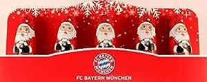 Kraft - Mini-Weihnachtsmänner - Bayern München - 5St