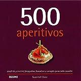 500 aperitivos (500 recetas)