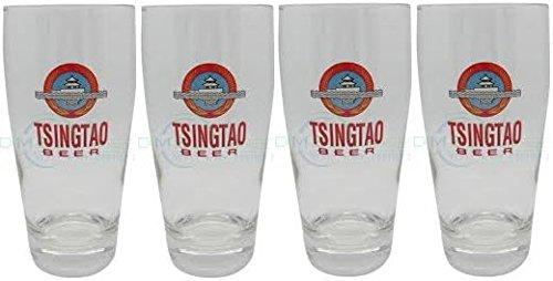 4-x-tsingtao-media-pinta-vaso-de-cerveza-set-de-4-vasos-de-330-ml