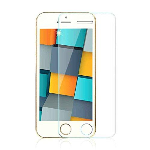 Screen gehärtetes Glas Vorderseite für iPhone 5 / 5s ()