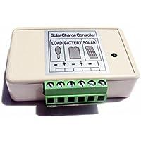 ECO-WORTHY 3A 15A PWM regolatore di carica pannello solare regolatore di carica 12V/24V automatico