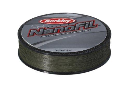 Berkley Nanofil Hilo de Pesca (Longitud: 270 m, diámetro: 0,25 mm, Resistencia: 17,027 kg)