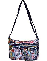 Ruff Casual Fashionable Stylish Women's Mens Sling Bag Travel Sling Bag Casual Sling Bag