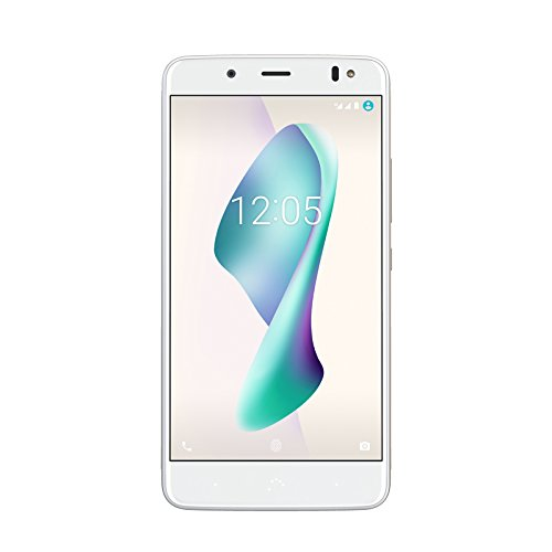 BQ Aquaris V Plus - Smartphone de 5.5' (WiFi, 3 GB de RAM, 32 GB de memoria interna, Bluetooth 4.2, cámara de 12 MP Big...