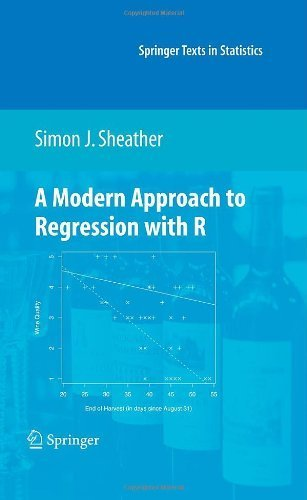 A Modern Approach to Regression with R (Springer Texts in Statistics) by Sheather, Simon (2009) Hardcover