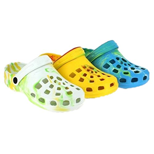 Donna Slobby Intasa casa scarpe giardino Ciabatte pratica di pantofole 540615 Bianco