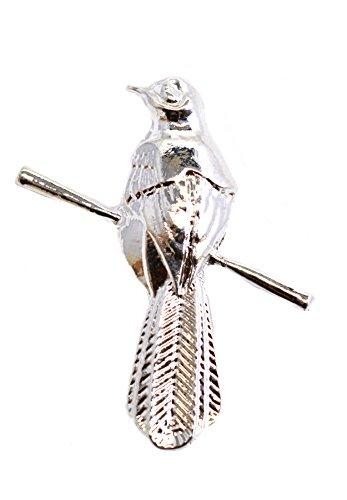 Game of Thrones Petyr Baelish Littlefinger Mockingbird Brooch Pin ()