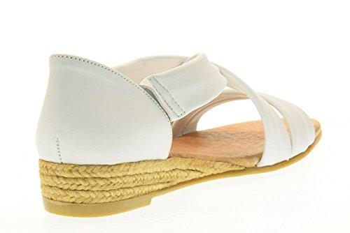 VALLEVERDE scarpe donna sandali 40101 BIANCO Bianco