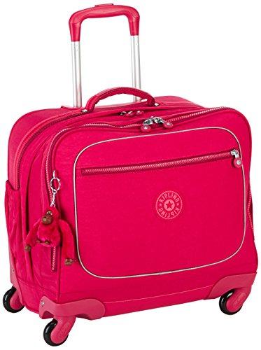 Imagen de kipling  manary   con funda para portátil  cherry pink mix  rosa