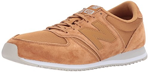 New Balance U420, Running Mixte Adulte, Marron (Tan), 42 EU