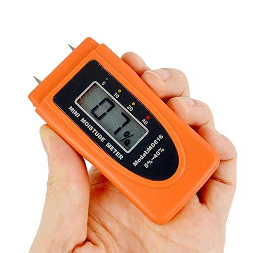 Analysatoren Mt-15 Großen Bildschirm Lcd Digital Holz Feuchtigkeit Meter Holz Feuchtigkeit Tester Feuchtigkeit Detektor Mit Hintergrundbeleuchtung Dauerhafter Service