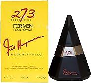 273 by Fred Hayman - perfume for men - Eau de Cologne, 75ml