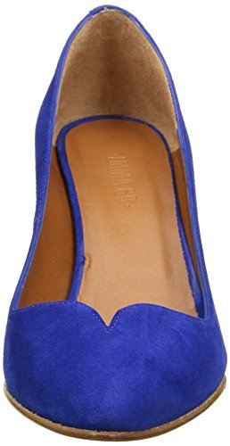 Emma Go 16035, Escarpins femme Bleu (Electric Blue)