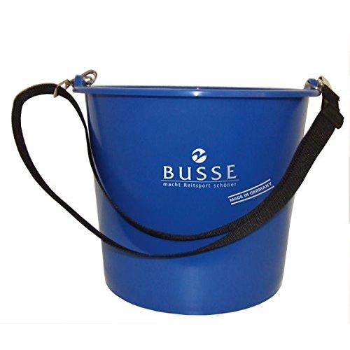 Busse Futtereimer zum Umhängen PRO, blau, 12, blau, 12