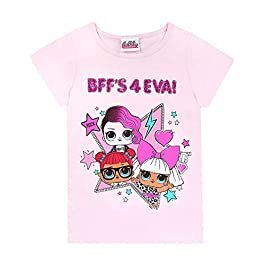 LOL Surprise! BFF's 4 EVA Girls T-Shirt