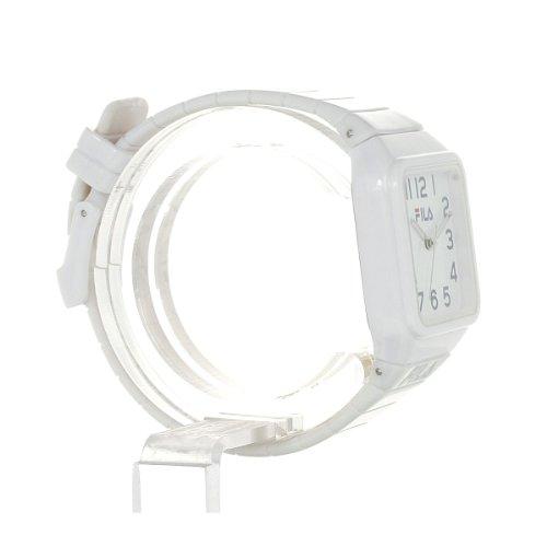 Fila Kinder-Armbanduhr Analog Plastik Weiß FL38018003 - 3
