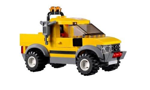 Imagen 4 de LEGO City 4200 - Todoterreno de Minería