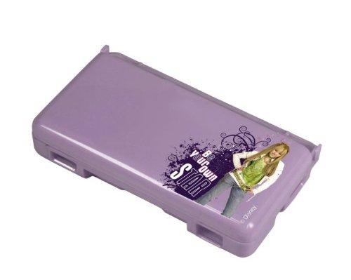 Nintendo DS lite - Crystal Case - Hannah Montana [UK gebraucht kaufen  Wird an jeden Ort in Deutschland