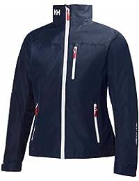 Helly Hansen W Crew Midlayer Jacket Veste zippé pour activité nautique femme