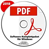 PDF Paket PREMIUM für Windows 10 ® WINdows 7+WINdows 8 +Vista +XP Ersteller Konvertierer