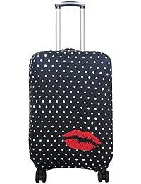 luckiplus Spandex equipaje de viaje equipaje maleta para Carcasa protectora Funda compatible con 18–32pulgadas