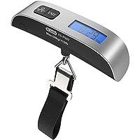 Dr. Meter ES-PS02 Peso Para Maletas 50 Kg Digital Pantalla LCD Retroiluminada Para