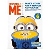 Despicable Me Make Your Own Minion Cupcakes 225g