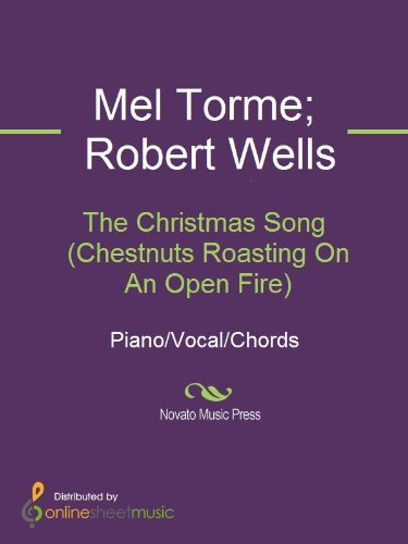 The Christmas Song (Chestnuts Roasting On An Open Fire) eBook: Mel ...