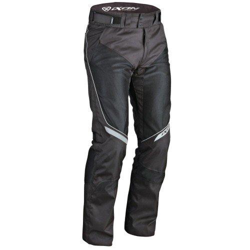 Ixon da motociclista-Pantalon Cooler Pant, Noir, taglia XS