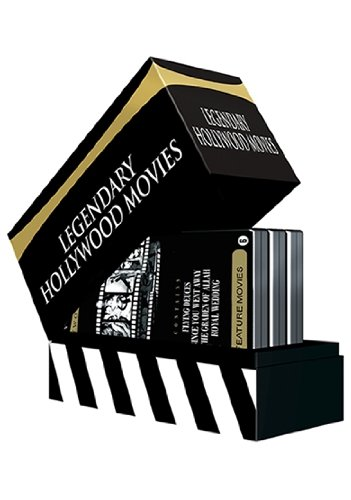 Legendary Hollywood Movies [12 DVDs] [Holland Import]