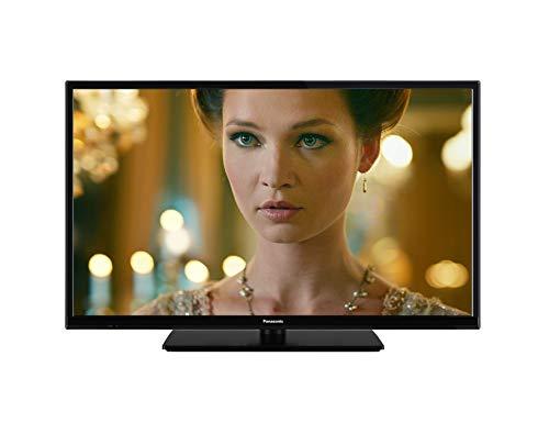 Panasonic TX-32FW334 LED-TV 80 cm (32 Zoll) LED Fernseher (HD, Triple Tuner) Klavierlack-Schwarz
