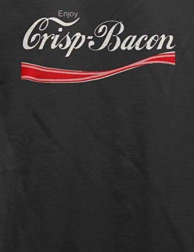 Enjoy Crisp Bacon T-Shirt Grau