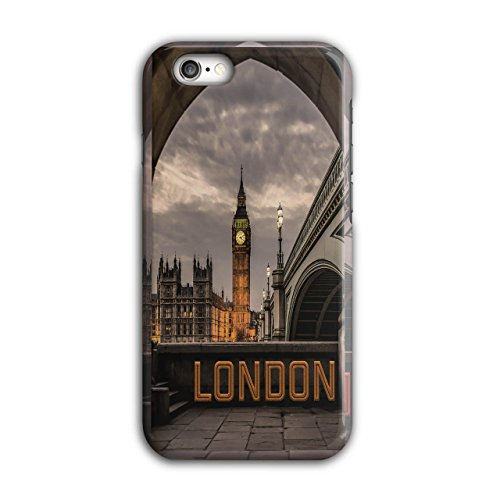 Berühmten Star Rock Kostüme (London Berühmt Setzt Uhr Turm iPhone 6 / 6S Hülle |)
