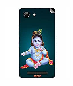 instyler SKIN STICKER FOR GIONEE ELIFE S PLUS