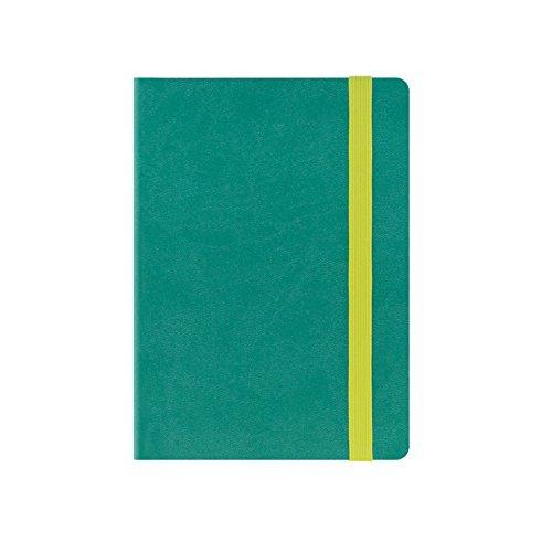 Legami AG180112 Agenda Settimanale 18 Mesi, 224 Pagine, 95 x 135 mm, Turchese