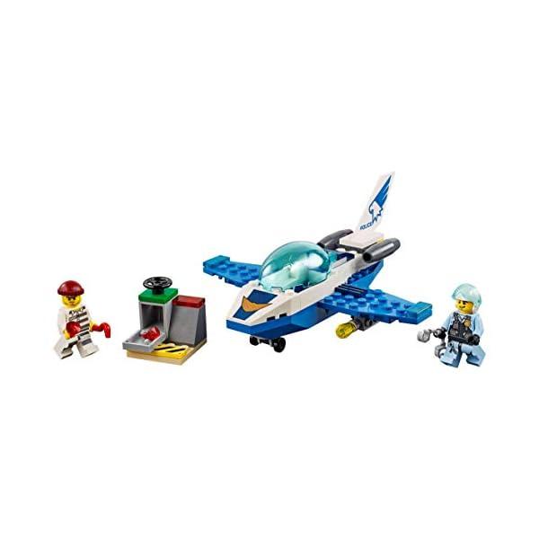 LEGO City - Pattugliamento della Polizia aerea, 60206 4 spesavip