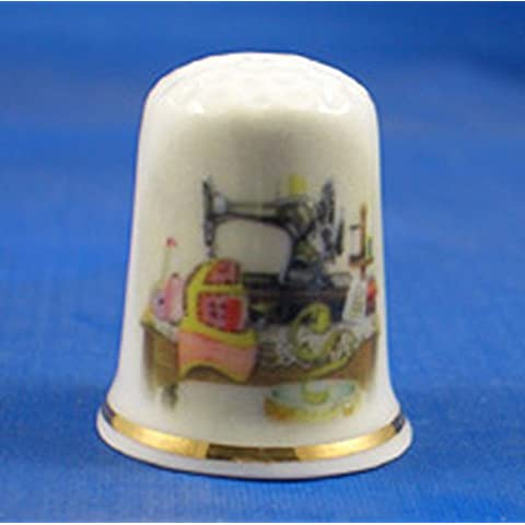 Porcellana Cinese Collezione ditale da tavolo - Quilting Tavolo